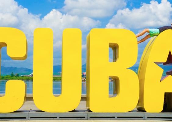 Séjour à Cuba