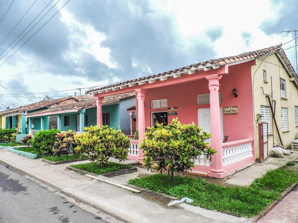 Casa-Particulares -Cuba