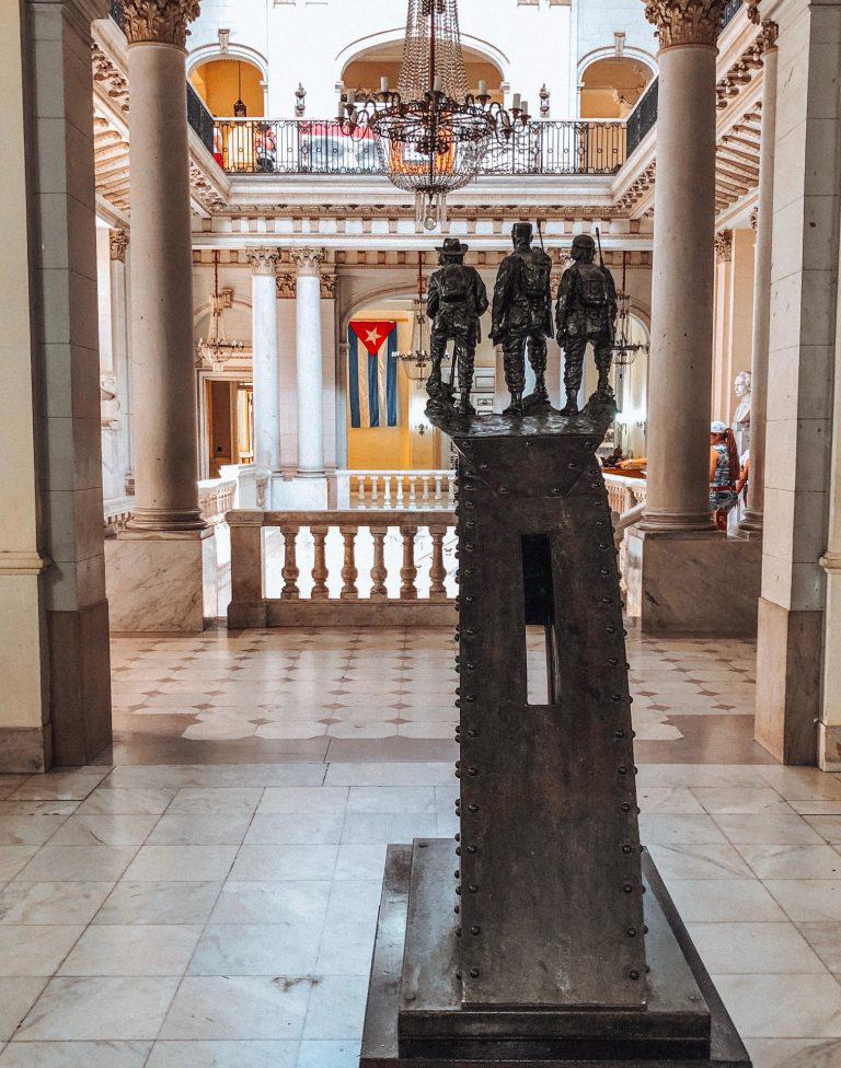 Le musee de la revolution