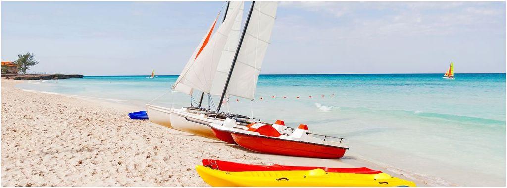 Activités nautiquesà Varadero, Cuba