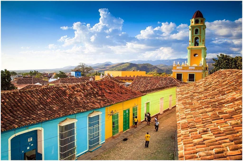 Bell Tower Trinidad à Cuba