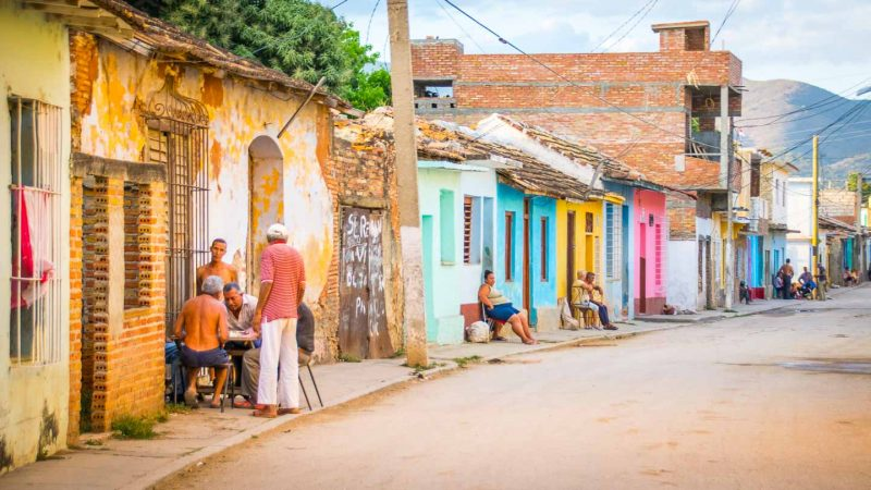 habitant cuba