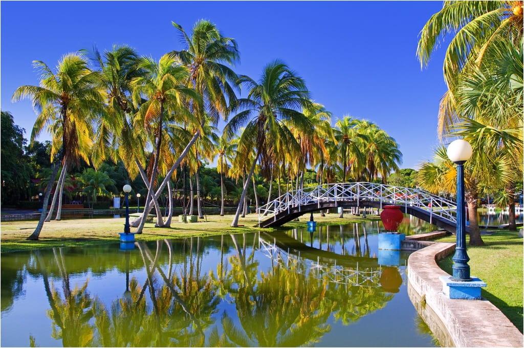 Le Parque Josone de Varadero