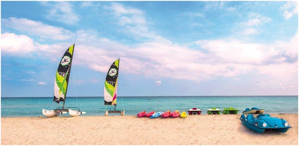 Les sports nautiques, Varadero Cuba