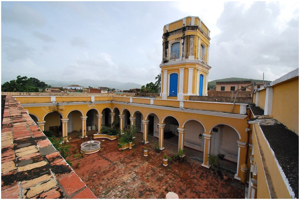 Museo Histórico Municipal, Trinidad à Cuba