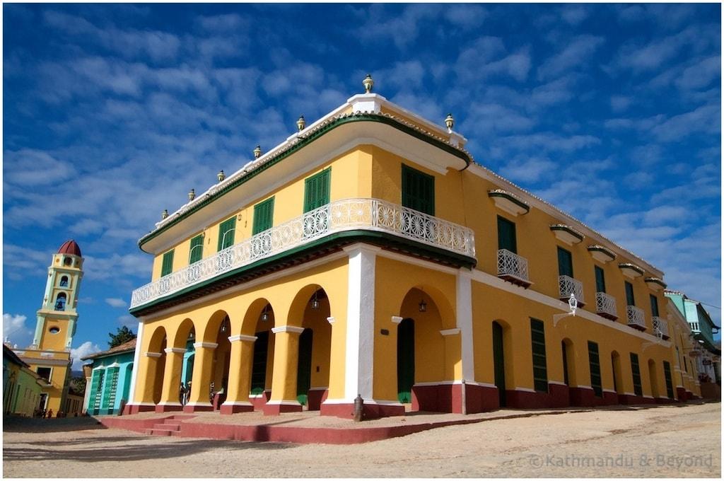 Museo Romantico Trinidad à Cuba