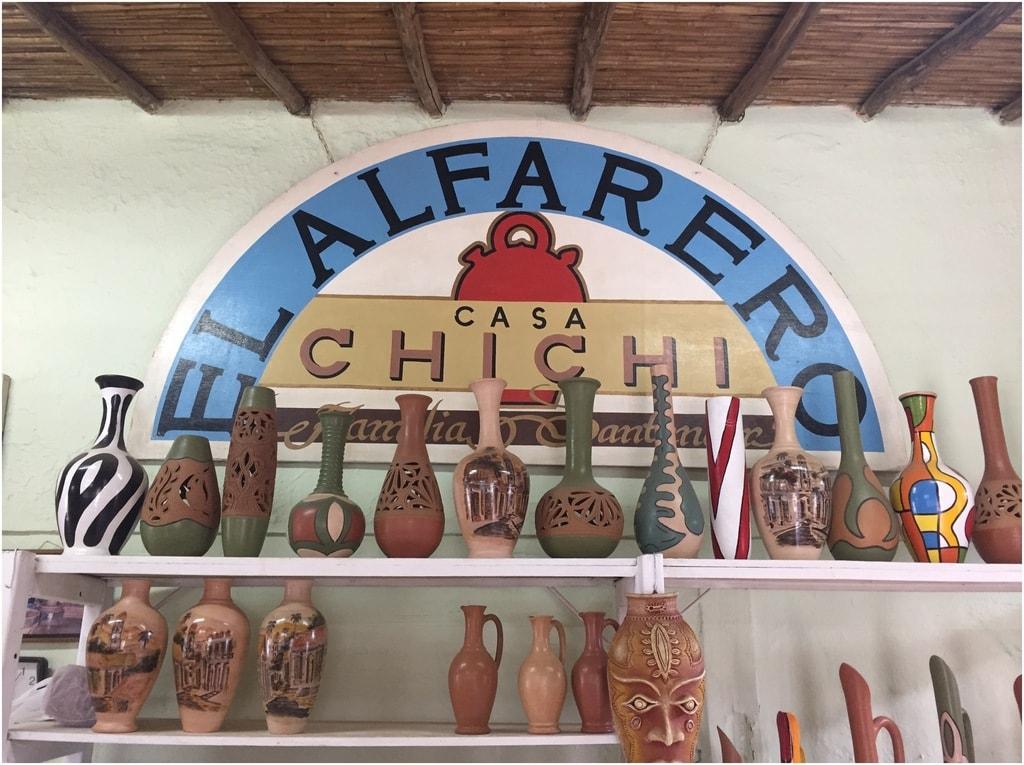 Taller Alfarero Trinidad à Cuba