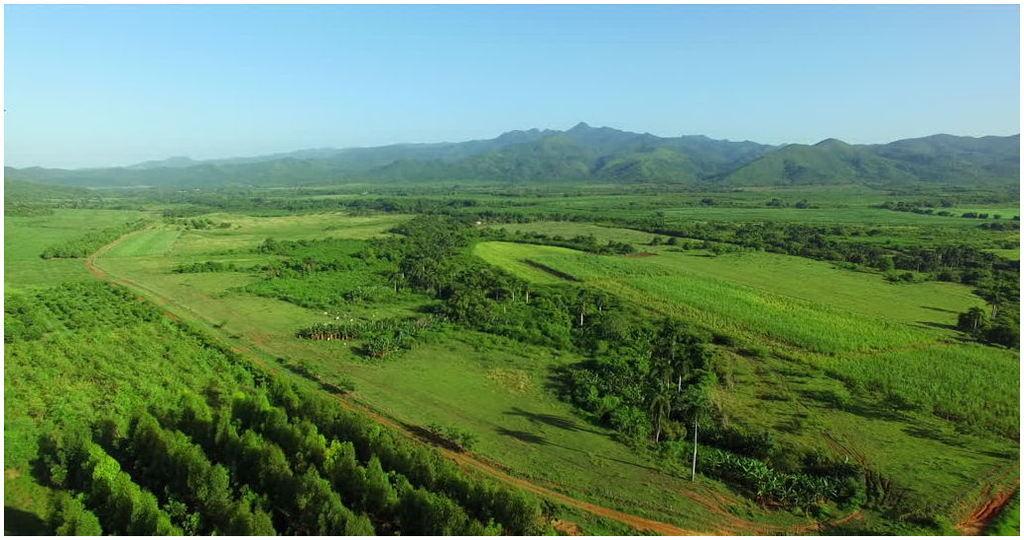 Valle de los Ingenios, Trinidad à Cuba