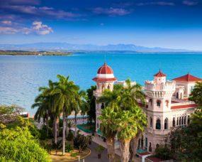 Cienfuegos, voyage à Cuba