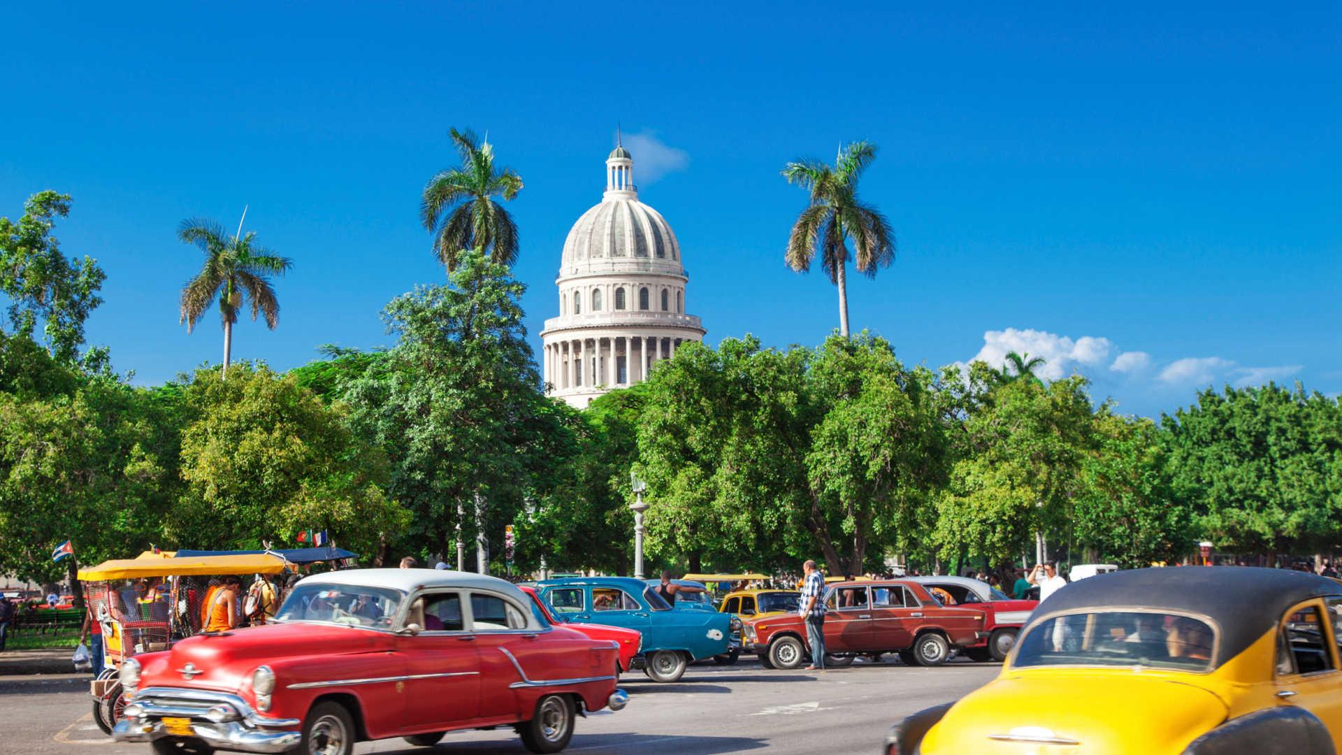 Voyage organisé à Cuba, La Havane