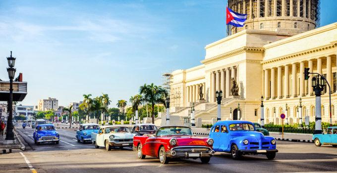 Voyage organisé à Cuba